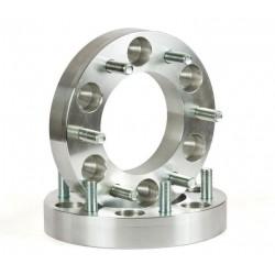 Elargisseur de voie pour TOYOTA HDJ 100 en ACIER - 5x150 - 30 mm