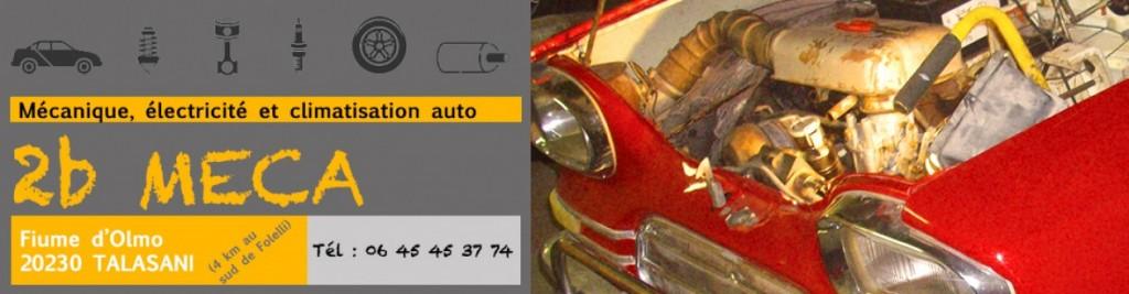 2B MECA Montage Pneu 4x4 Corse